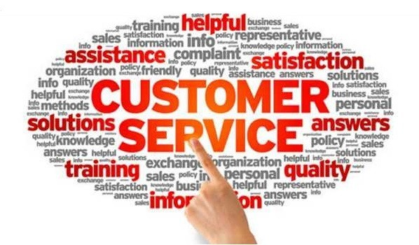 Do you know how to give customer service?