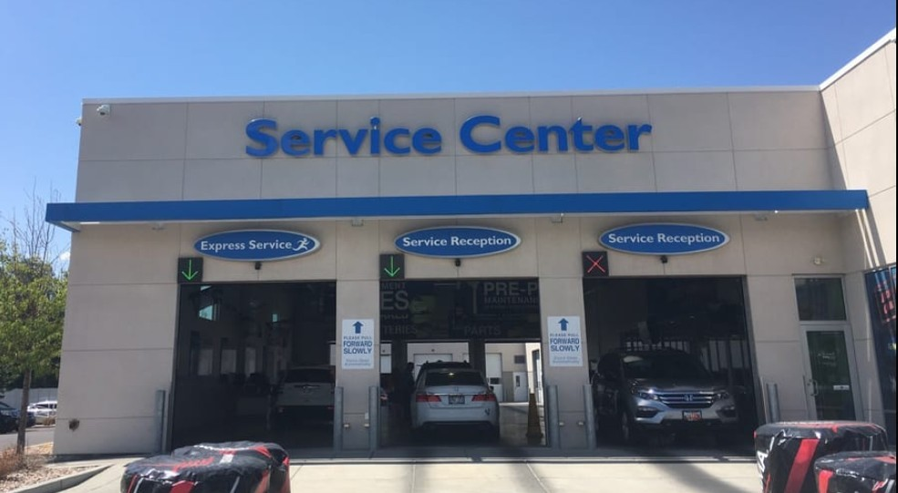Larry Miller Honda >> Reviews Larry H Miller Honda Murray Auto Repair Service Center