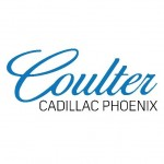 We are Coulter Cadillac Auto Repair Service Center, located in Phoenix! With our specialty trained technicians, we will look over your car and make sure it receives the best in automotive maintenance!
