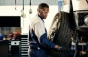 Your tires are an important part of your vhicle. At Bradley Ford Auto Repair Service Center, located in Lake Havasu City AZ, we perform brake replacements, tire rotations, as well as any other auto service you may need!