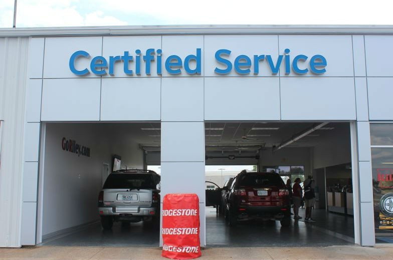 ... At Riley Chevrolet, You Will Easily Find Us Located At Jefferson City,  MO, ...