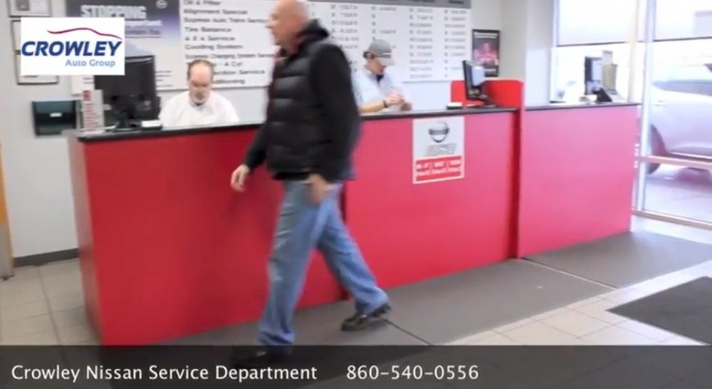 Beautiful At Crowley Nissan, Our Service Centeru0027s Business Office Is Located At The  Dealership, ...