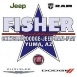 We are Fisher Chrysler Dodge Jeep Inc. Auto Repair Service Center, located in Yuma! With our specialty trained technicians, we will look over your car and make sure it receives the best in auto repair service and maintenance!