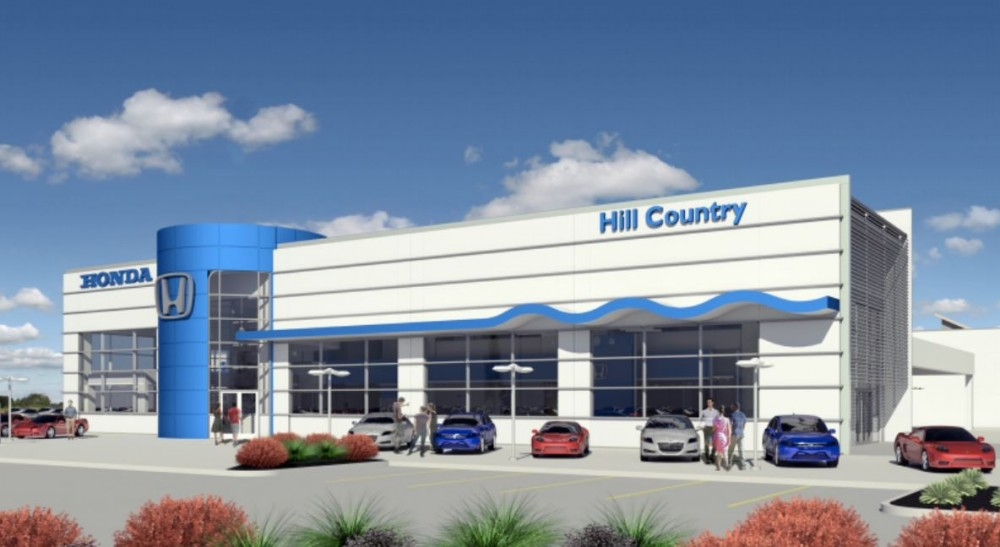 ... At Hill Country Honda, You Will Easily Find Us Located At San Antonio,  TX ...