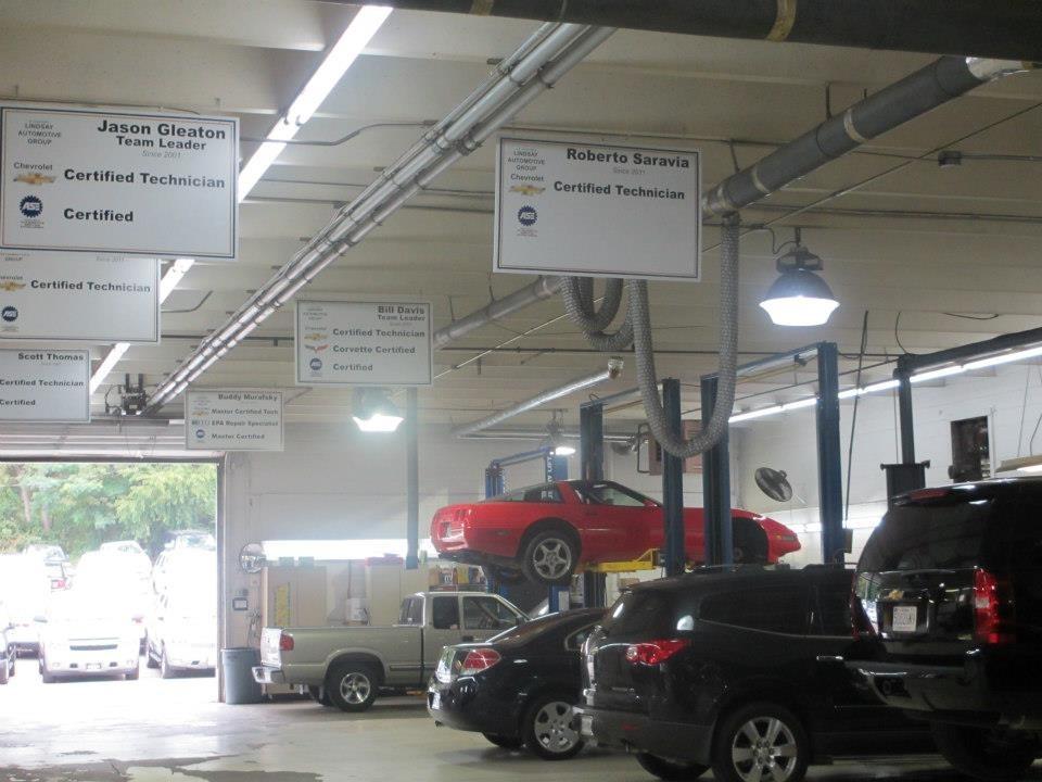 Photos Lindsay Chevrolet Auto Repair Service Center Woodbridge Va Autorepair Review Com