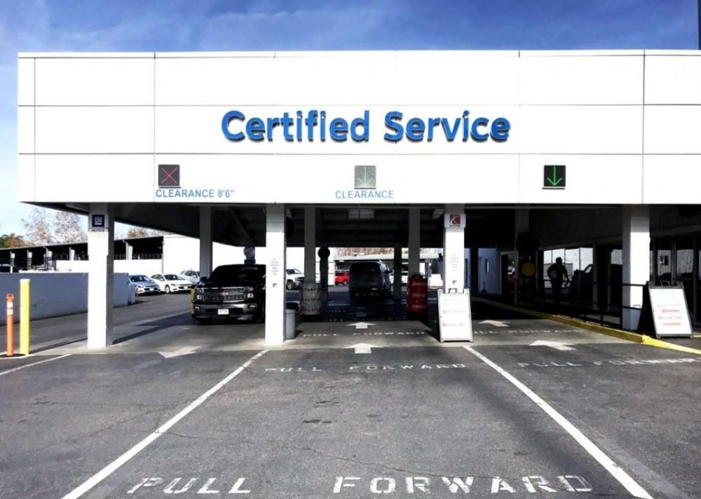 Photos Guaranty Chevrolet Auto Repair Service Santa Ana Ca Autorepair Review Com