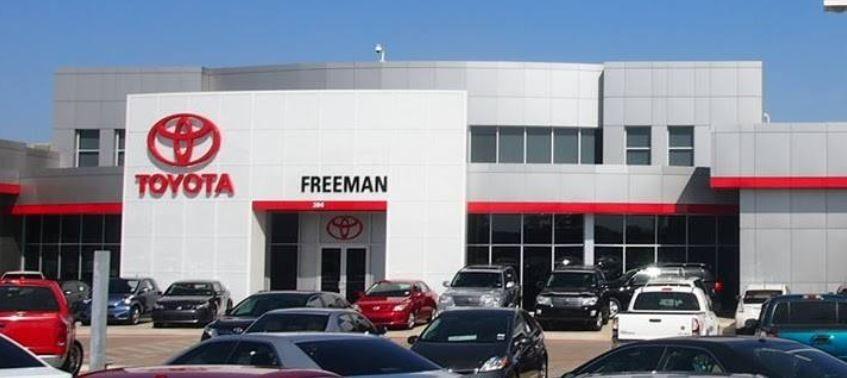 Reviews - Freeman Toyota Auto Repair Service Center ...