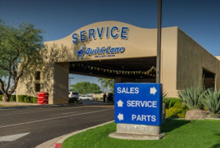 Robert Horne Ford Auto Repair Service Center