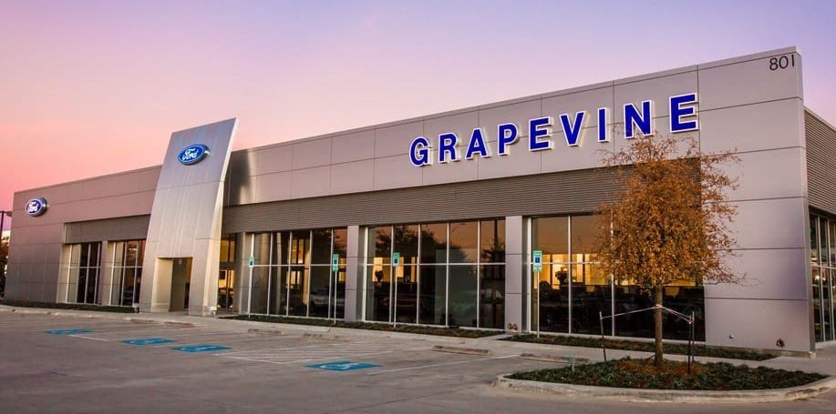 We At Grapevine Ford Are Centrally Located Tx 76051 For Our Guest S