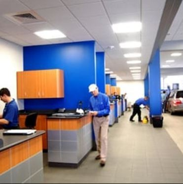 ... At Rock Honda, Our Service Centeru0027s Business Office Is Located At The  Dealership, ...