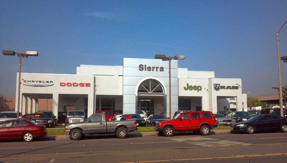 Amazing ... 91016 Schedule Maintenance At Sierra Chrysler Dodge Jeep Ram Monrovia,  CA To Keep Your Vehicle In ...