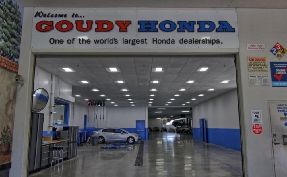 Reviews Goudy Honda Future Ford Auto Repair Service Center