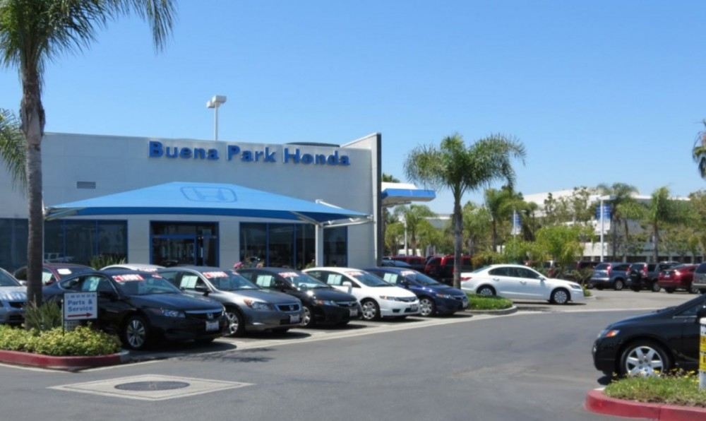 ... Buena Park Honda Is Here For All Your Service Dealer Needs.