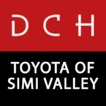 We are DCH Toyota Simi Valley and we are located at Simi Valley, CA 93065.