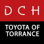 We are DCH Toyota & Scion Torrance and we are located at Torrance, CA 90505.