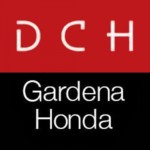 We are DCH Gardena Honda and we are located at Gardena, CA 90247.