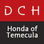 We are DCH Honda Of Temecula and we are located at Temecula, CA 92591.