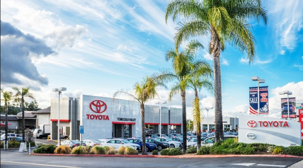 Wonderful We With Temecula Valley Toyota, Located In CA, 92591, You Will Find Our  Location ...