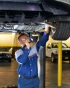 Caruso Ford Lincoln Auto Repair Service Center are a high volume, high quality, automotive service facility located at Long Beach, CA, 90807.