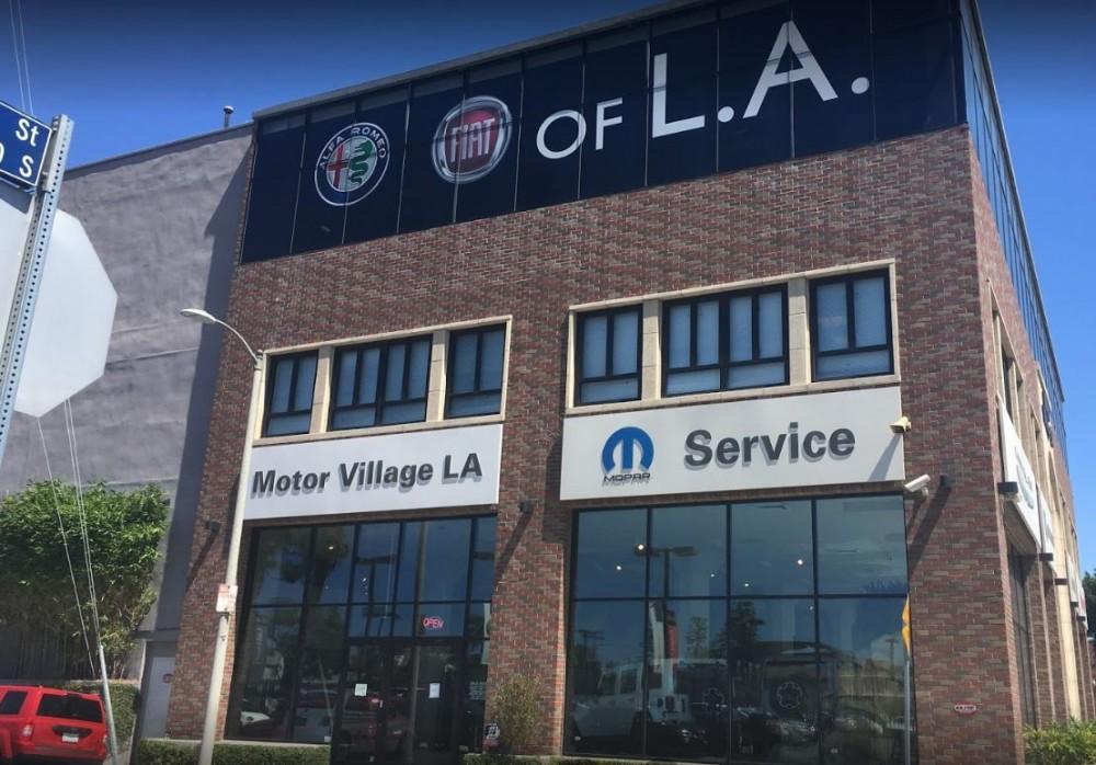 Motor Village La >> Photos Motor Village La Fiat Los Angeles Ca